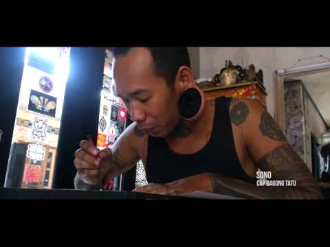 BALI: TATTOOLAND - Short Tattoo Documentary