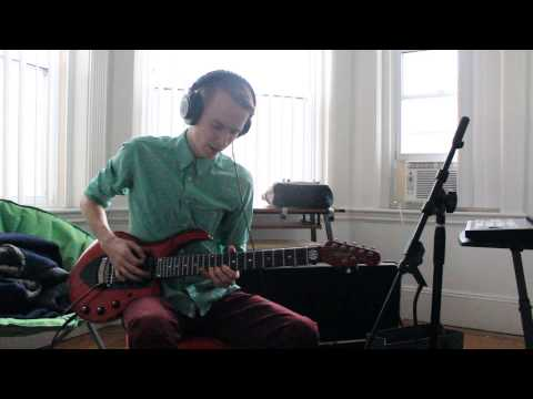 Dream Theater - Lines In The Sand Solo (Cover) by Jakob Freudendahl