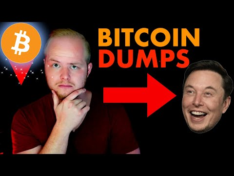 ELON MUSK CAUSES #BITCOIN TO DUMP!!! WHAT WILL HAPPEN?