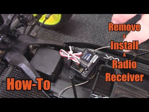 Remove & Install A Radio Receiver - How-To