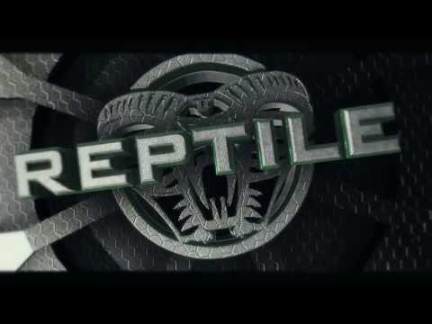"""ReptileArts"" - Ⓐ"