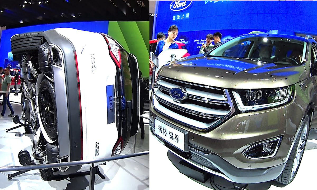 All New   Ford Edge Video Inside Outside Top And Bottom All You Need To Know Youtube