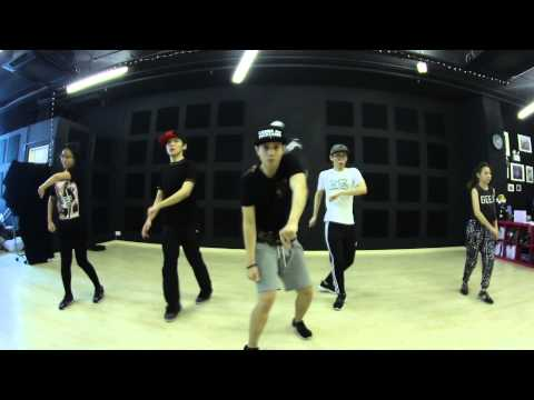 DJ Turn It Up (Yellow Claw) | HipHop Intro Open Class | Sean (covering Step)