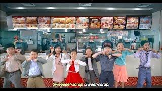 Sweet-Sarap Jolly Spaghetti Dance