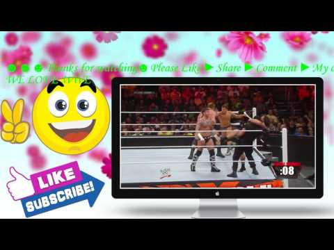 [PTT Channel] WWE ROYAL RUMBLE 2014 Batista Wins, Roman Reigns ROYAL RUMBLE 2014 Full Match