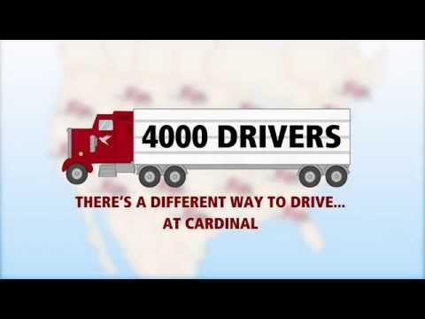 Cardinal Logistics - There's A Different Way to Drive