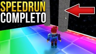 SPEED RUN 4 full - what's in the end? -ROBLOX