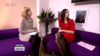 Christine Bleakley and Kate Garraway 05.10.10