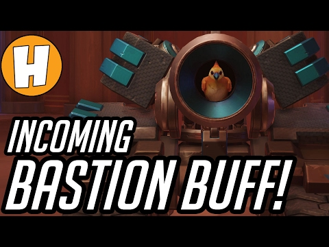 Overwatch - Bastion Buff Incoming To PTR! Omnic Overlord Incoming?| Hammeh
