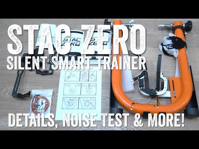 Hands-on: STAC Zero Halcyon Totally Silent Smart Trainer