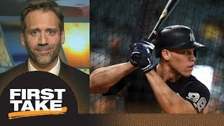 Max ready for Yankees to unleash devastating lineup | Final Take | First Take | ESPN