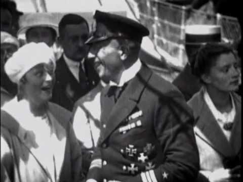 Die Piraten des Kaisers - Felix Graf Luckner Der Seeteufel - Dokumentation - Teil 1