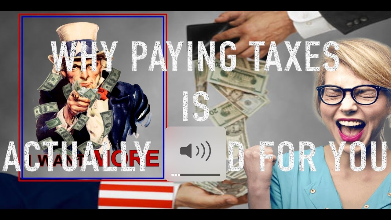 Why Paying Taxes Actually Benefits You How To Buy A House Flip A House Pay  Your