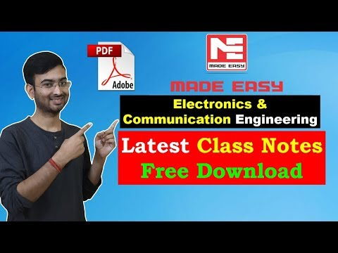 Download Electronics and Communication Engineering ECE Made