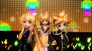 【FT PS4 PV 1080p60fps】 shake it! [鏡音リン 天袖 鏡音リン Phantom Thief リン(FS) 鏡音レン パンキッシュ] 無字幕