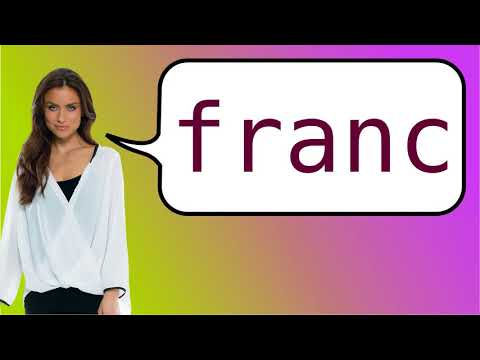 How to say 'Djiboutian franc' in French?