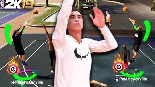 *NEW* BEST JUMPSHOT EVER IN NBA 2K19!! Best Custom Jumpshot for All Archetypes in NBA 2K19 MyPark!