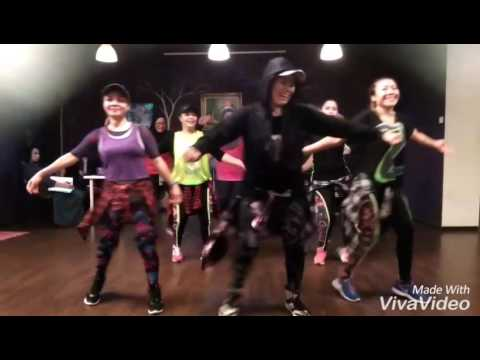 Zumba ® Fitness with Aida  – La Bicicleta