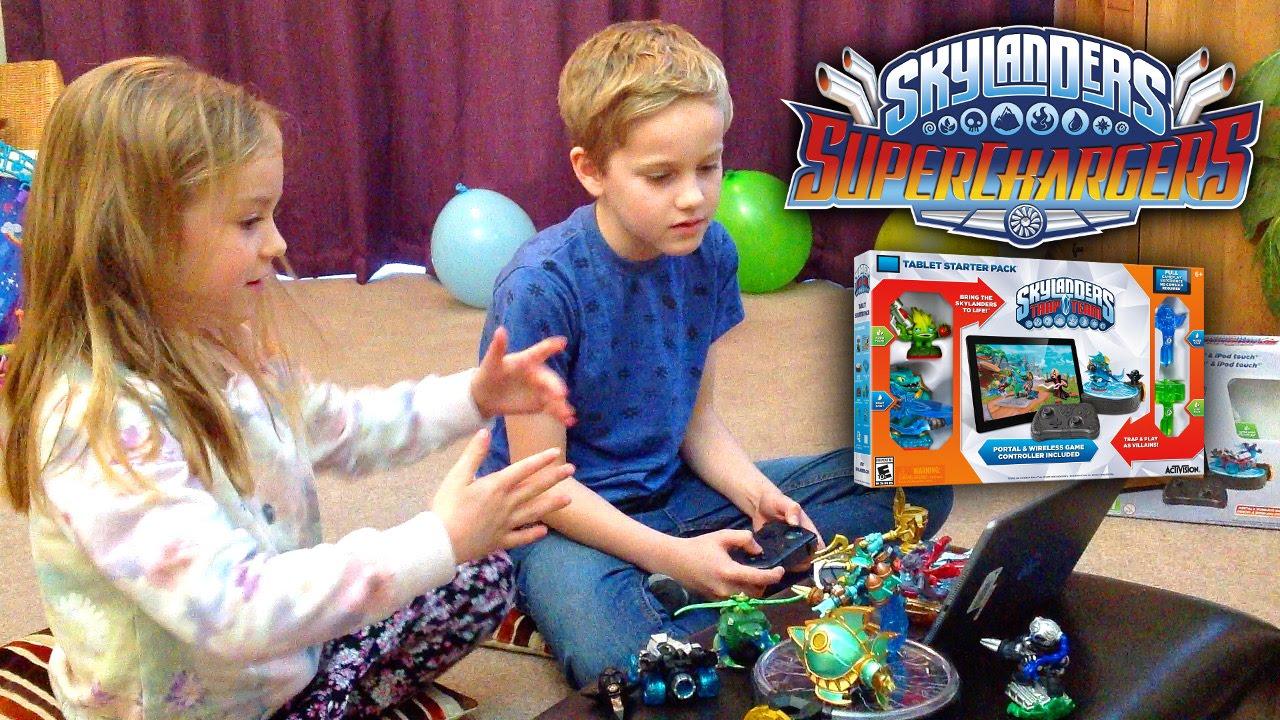 Skylanders Superchargers' Goes Online Multiplayer on iOS