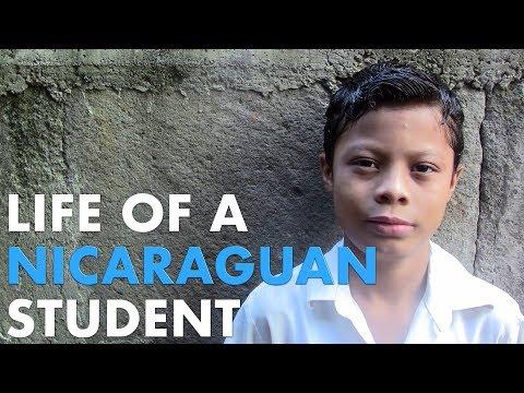 Life of a Nicaraguan Student