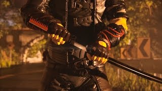 Shadow Warrior 2 – Дебютный трейлер (PS4/XONE/PC)