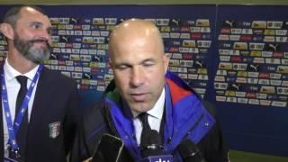 """Di Biagio: """"I big all'Europeo? No trattative con Ventura"""""""