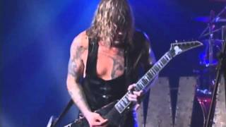W.A.S.P. - Sleeping (In the Fire) (Live at the Key Club, L.A., 2000) 720p HD