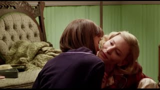 CAROL (2015) Film4 Footage & Interview - Cate Blanchett, Rooney Mara, Todd Haynes