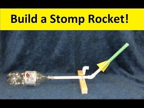 Build a Stomp Rocket!