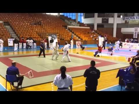 National kyokushin karate Championship 2014 - Targu Mures