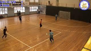 Чемпионат РБ по мини футболу 2021 Высшая лига 5 тур 3 апреля