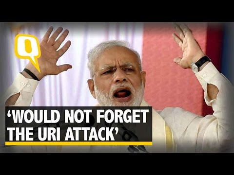 The Quint: Entire Asia Holds Pak Responsible For Terrorism: PM Modi in Kerala