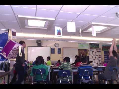 5th Grade United Kingdom Geography Lesson