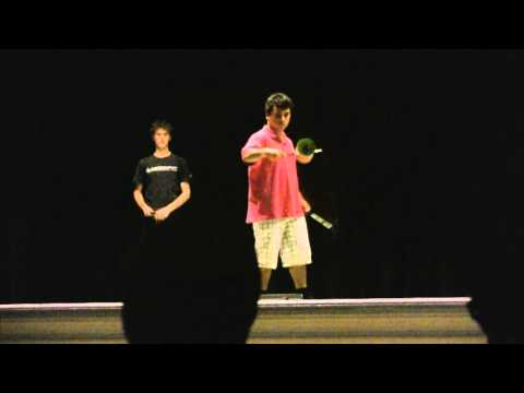 Cleveland Circus 2015: Essence of Juggling