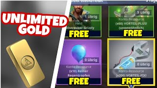 Buy the whole SHOP *FREE* [GEPATCHT] ! Fortnite Save the World