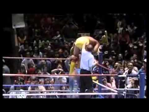 ric flair vs hulk hogan part 1 wwe 1991 youtube