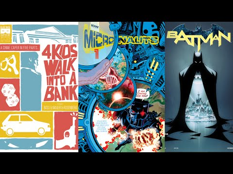 Comic Book Reviews from Pete's Basement Season 9, Episode 15 - 5.3.16