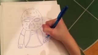 Elliott Claydon drawing tutorials