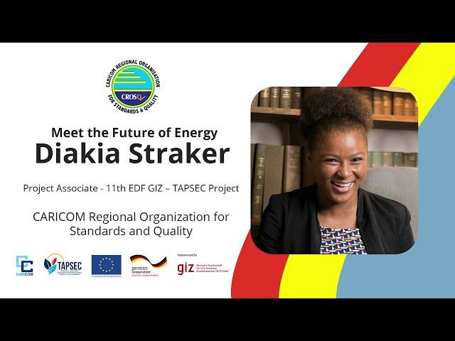Meet Diakia Straker