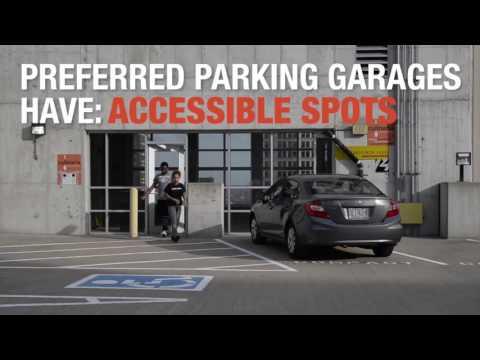 Arch Visit Made Simple: Parking Garages