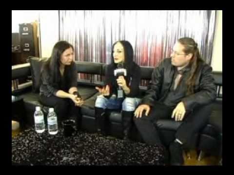 Metal Sanaz interviews Will Wallner and Vivien Vain
