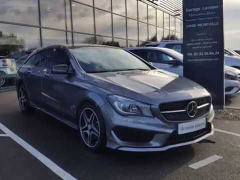 mercedes classe cla shooting brake 220 d fascination 4matic 7g dct youtube. Black Bedroom Furniture Sets. Home Design Ideas