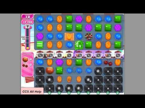 Candy Crush Saga Level 611 No Boosters