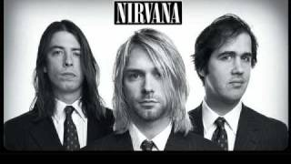 Nirvana - About A Girl (lyrics)