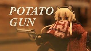 A Side of Shrapnel: Potato Gun - FIGMA STOP-MOTION