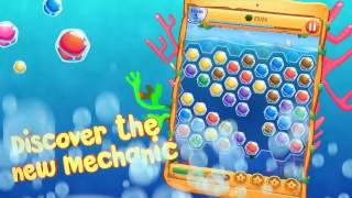Pearl Paradise - Hexa Match 3