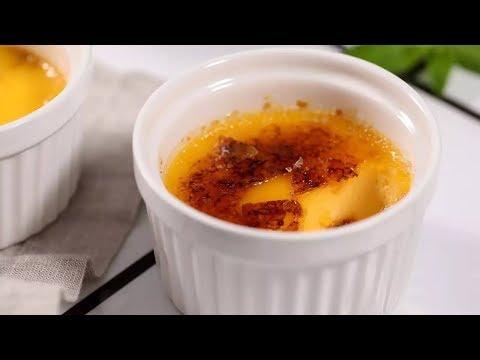 法式焦糖布丁,细腻嫩滑舌尖盛宴