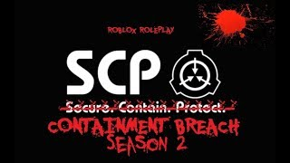 [Roblox Roleplay] SCP: Containment Breach (S2) | Episode 3: SCP-294