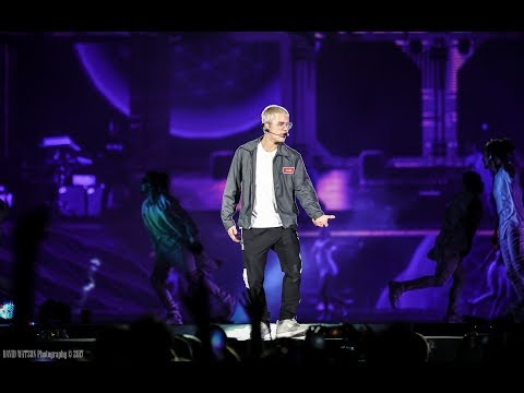 "Justin Bieber - Friends ""New Zealand Live Performance"""