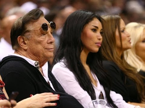 LA Clippers Owner Donald Sterling Caught in Racist Rant